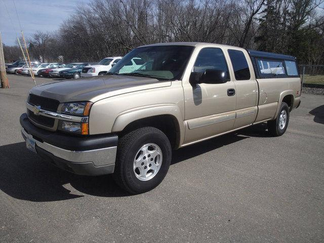 2004 chevrolet silverado 1500 for sale in aitkin. Black Bedroom Furniture Sets. Home Design Ideas