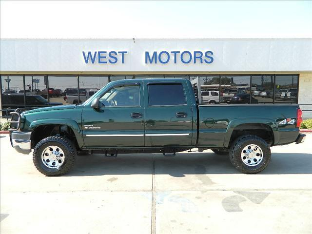2004 Chevrolet Silverado 2500 H/D for Sale in Gonzales, Texas Classified | AmericanListed.com