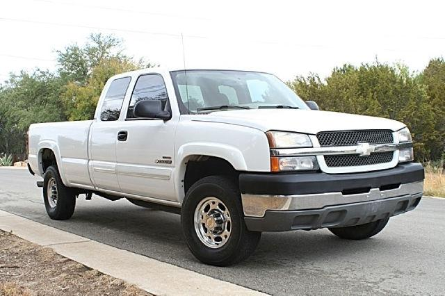 2004 chevrolet silverado 2500 ls h d extended cab for sale in spicewood texas classified. Black Bedroom Furniture Sets. Home Design Ideas