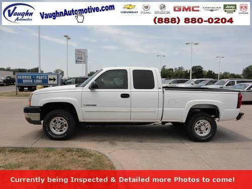 2004 chevrolet silverado 2500hd 4d extended cab for sale in bladensburg iowa classified. Black Bedroom Furniture Sets. Home Design Ideas