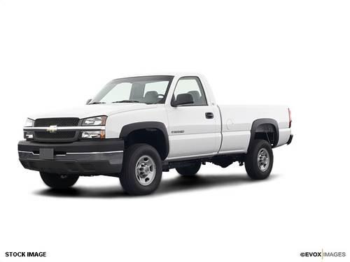 2004 chevrolet silverado 2500hd extended cab pickup for. Black Bedroom Furniture Sets. Home Design Ideas