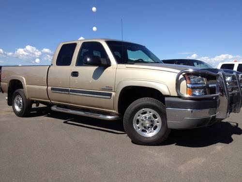 2004 chevrolet silverado 2500hd extended cab pickup ls for sale in colona colorado classified. Black Bedroom Furniture Sets. Home Design Ideas