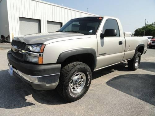 2004 chevrolet silverado 2500hd regular cab pickup wt for sale in pensacola florida classified. Black Bedroom Furniture Sets. Home Design Ideas