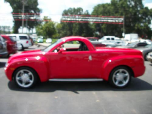 2004 Chevrolet Ssr Roadster Ls For Sale In Decatur