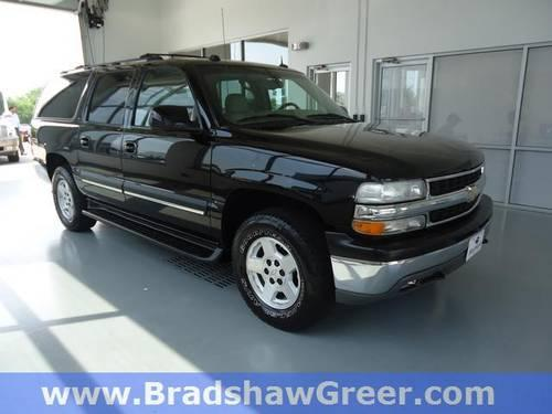 2004 chevrolet suburban 1500 4d sport utility lt for sale in greer south carolina classified. Black Bedroom Furniture Sets. Home Design Ideas
