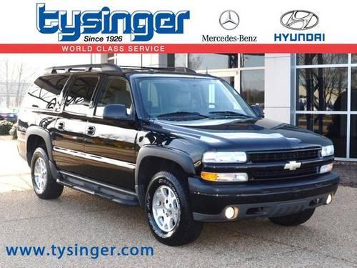 2004 chevrolet suburban 1500 4d sport utility z71 for sale for Tysinger motors used cars