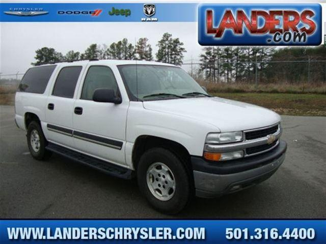 2004 chevrolet suburban 1500 lt for sale in benton. Black Bedroom Furniture Sets. Home Design Ideas