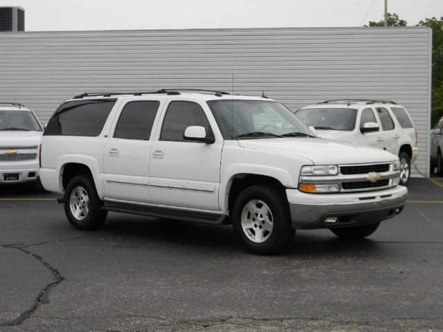 2004 chevrolet suburban 1500 lt for sale in union city. Black Bedroom Furniture Sets. Home Design Ideas
