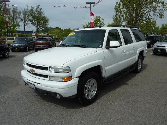 2004 chevrolet suburban 1500 lt for sale in novato. Black Bedroom Furniture Sets. Home Design Ideas
