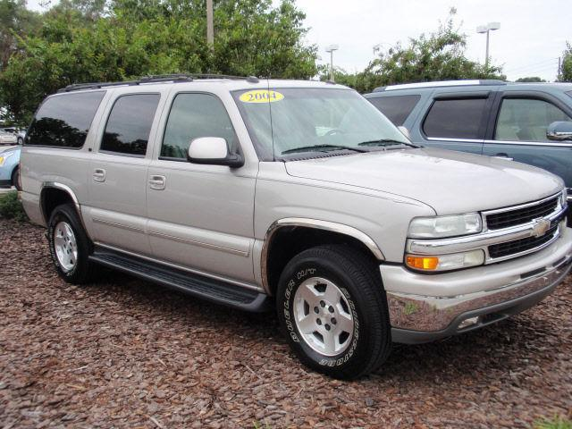 2004 chevrolet suburban 1500 lt for sale in ocala florida. Black Bedroom Furniture Sets. Home Design Ideas