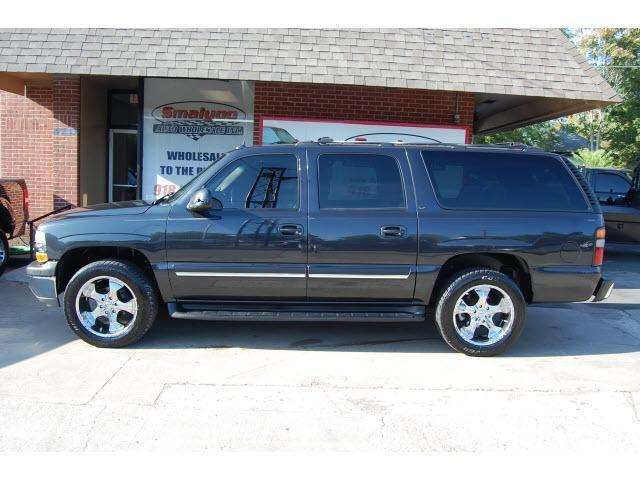 2004 chevrolet suburban 1500 lt for sale in claremore. Black Bedroom Furniture Sets. Home Design Ideas