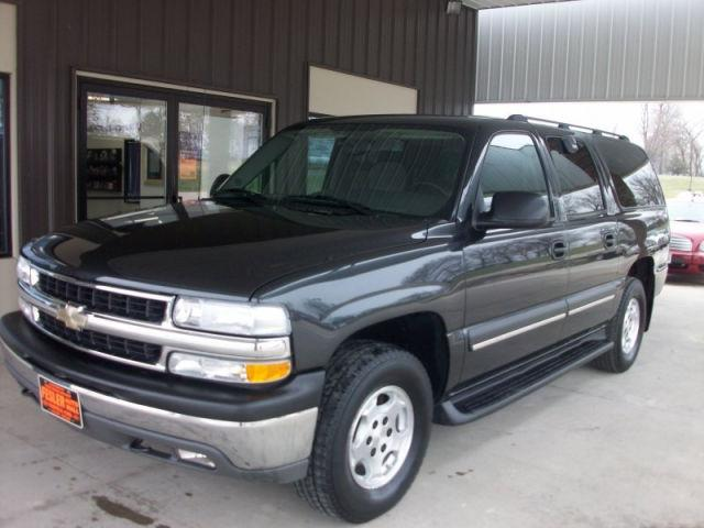 2004 chevrolet suburban 1500 lt for sale in fairfield. Black Bedroom Furniture Sets. Home Design Ideas