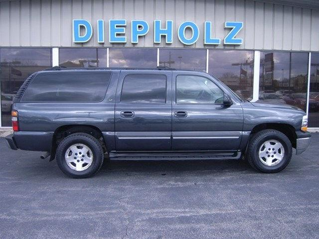 2004 chevrolet suburban 1500 lt for sale in charleston. Black Bedroom Furniture Sets. Home Design Ideas