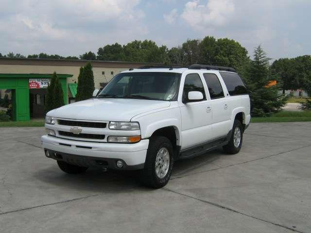 2004 Chevrolet Suburban 1500 Z71 For Sale In Dalton