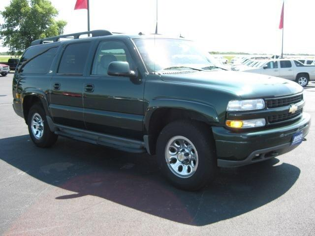 2004 chevrolet suburban 1500 z71 for sale in lexington. Black Bedroom Furniture Sets. Home Design Ideas