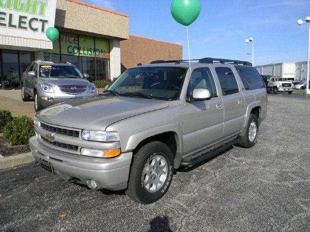 2004 chevrolet suburban 1500 z71 for sale in evansville. Black Bedroom Furniture Sets. Home Design Ideas