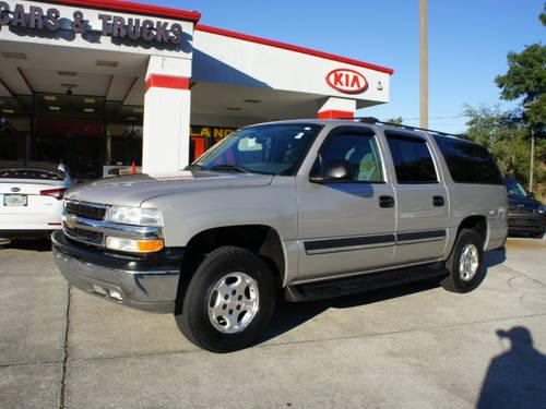 2004 chevrolet suburban suv ls for sale in de land. Black Bedroom Furniture Sets. Home Design Ideas