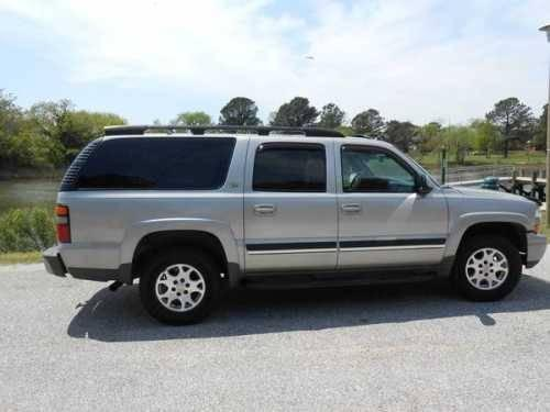 2004 chevrolet suburban z71 suv in hampton va for sale in. Black Bedroom Furniture Sets. Home Design Ideas