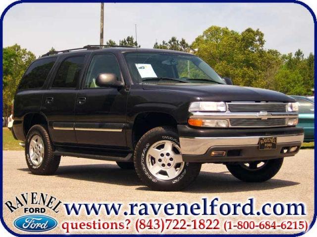 2004 chevrolet tahoe for sale in ravenel south carolina classified. Black Bedroom Furniture Sets. Home Design Ideas