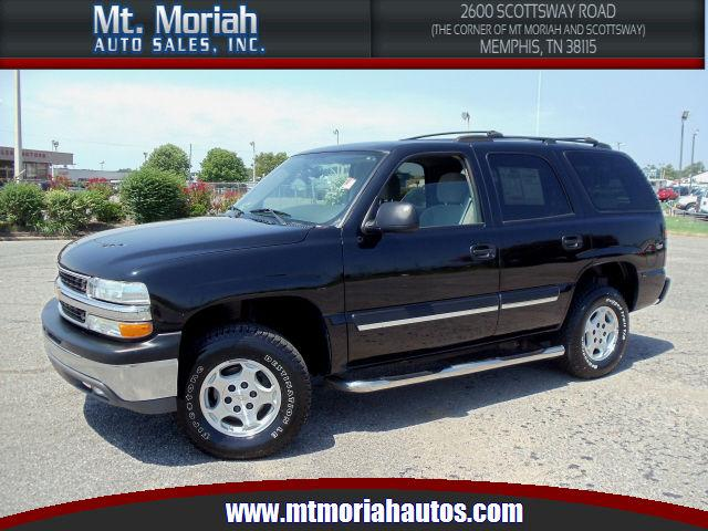 2004 chevrolet tahoe for sale in memphis tennessee. Black Bedroom Furniture Sets. Home Design Ideas