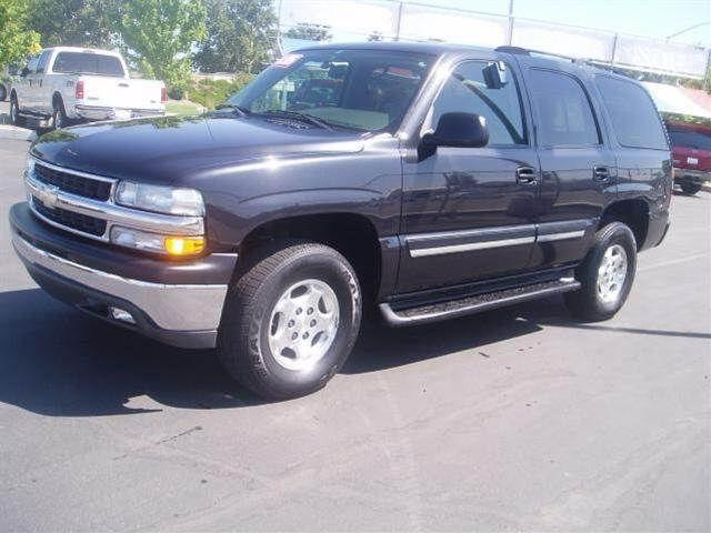 2004 Chevrolet Tahoe Ls For Sale In Yuba City California
