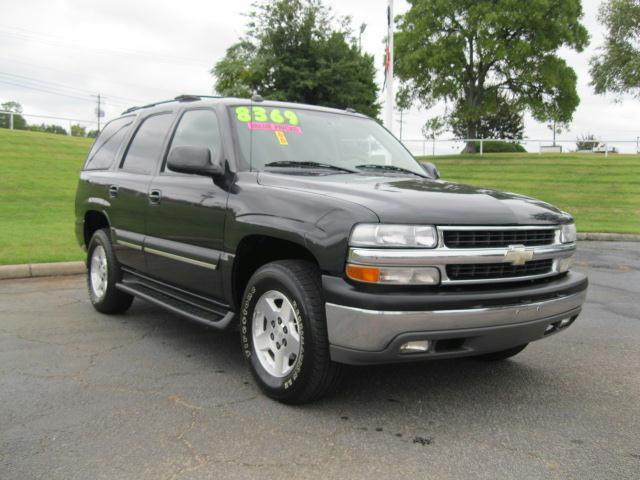 2004 chevrolet tahoe lt 2004 chevrolet tahoe lt car for for Department of motor vehicles columbia sc