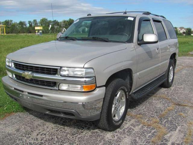 2004 chevrolet tahoe lt for sale in whitehouse ohio. Black Bedroom Furniture Sets. Home Design Ideas