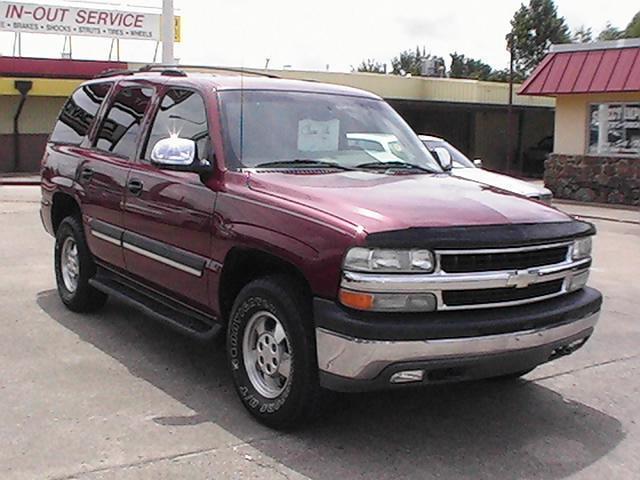 2004 Chevrolet Tahoe LT LT 4WD 4dr SUV