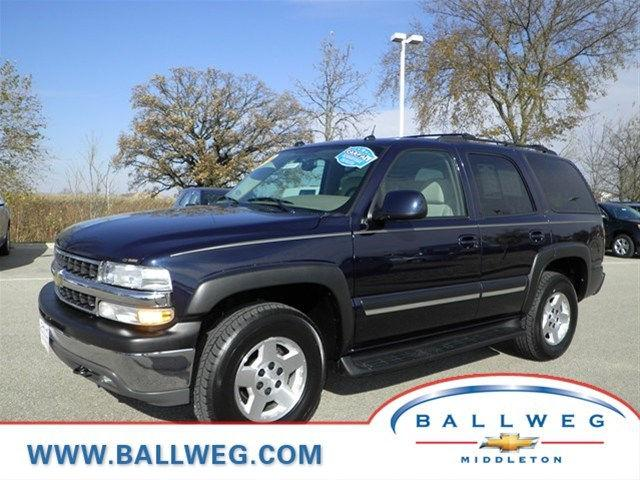 2004 chevrolet tahoe lt for sale in middleton wisconsin. Black Bedroom Furniture Sets. Home Design Ideas