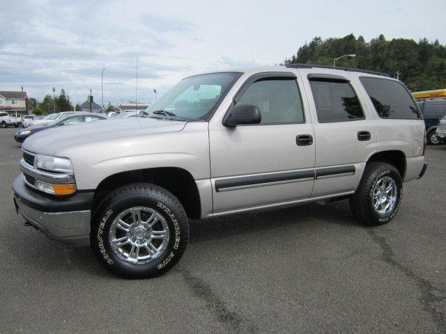 2004 chevrolet tahoe lt for sale in aberdeen washington. Black Bedroom Furniture Sets. Home Design Ideas