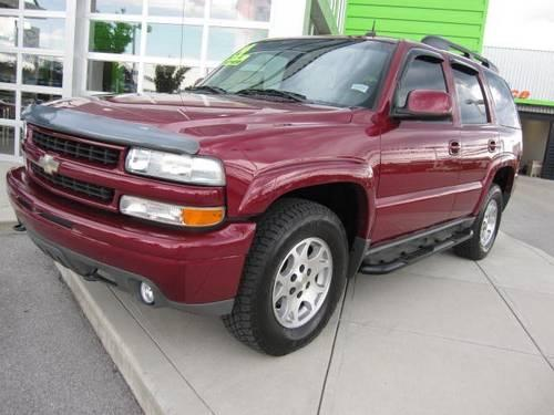 2004 chevrolet tahoe sport utility z71 for sale in acorn. Black Bedroom Furniture Sets. Home Design Ideas