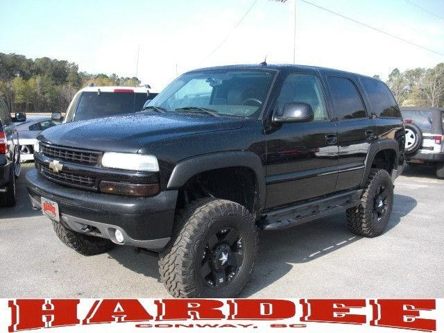 2004 chevrolet tahoe z71 for sale in conway south carolina classified. Black Bedroom Furniture Sets. Home Design Ideas