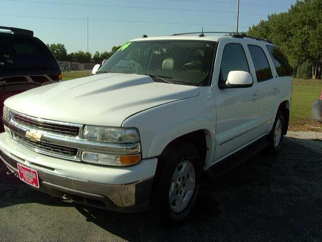2004 chevrolet tahoe z71 for sale in garner iowa. Black Bedroom Furniture Sets. Home Design Ideas