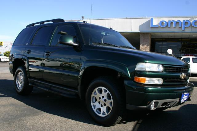 2004 chevrolet tahoe z71 for sale in lompoc california classified. Black Bedroom Furniture Sets. Home Design Ideas