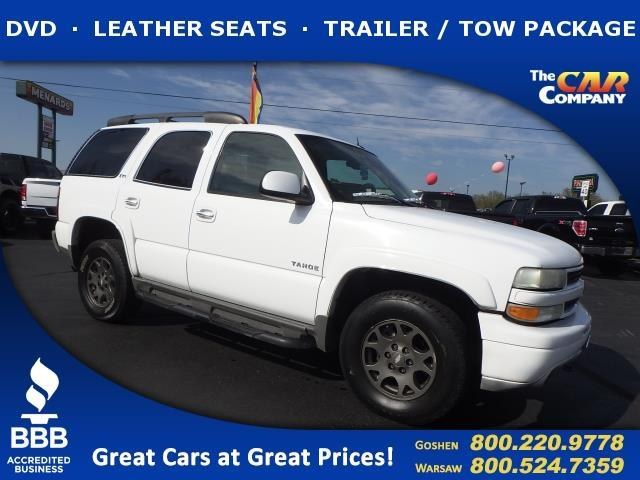 2004 chevrolet tahoe z71 z71 4wd 4dr suv for sale in warsaw indiana classified. Black Bedroom Furniture Sets. Home Design Ideas