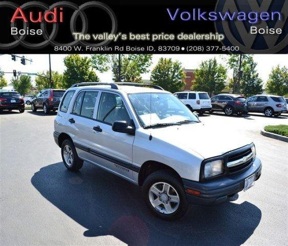2004 chevrolet tracker for sale in boise idaho classified. Black Bedroom Furniture Sets. Home Design Ideas