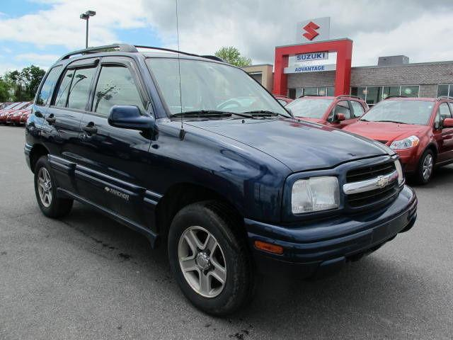 2004 chevrolet tracker for sale in albany new york classified. Black Bedroom Furniture Sets. Home Design Ideas