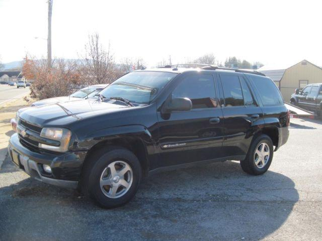 2004 chevrolet trailblazer for sale in mcminnville tennessee classified. Black Bedroom Furniture Sets. Home Design Ideas