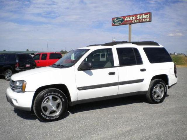 2004 chevrolet trailblazer ext ls for sale in fort gibson oklahoma classified. Black Bedroom Furniture Sets. Home Design Ideas