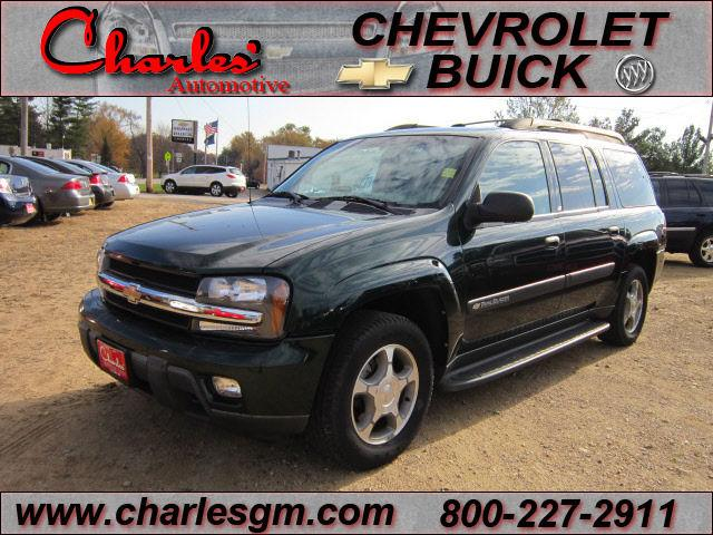 2004 chevrolet trailblazer ext ls for sale in coloma wisconsin classified. Black Bedroom Furniture Sets. Home Design Ideas