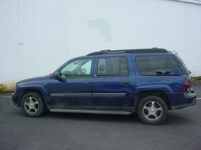 2004 chevrolet trailblazer ext ls for sale in kaneohe hawaii classified. Black Bedroom Furniture Sets. Home Design Ideas