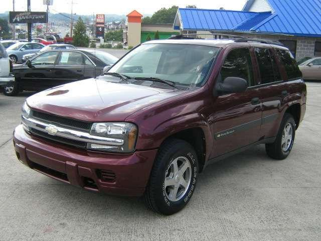 2004 chevrolet trailblazer ls for sale in dalton georgia classified. Black Bedroom Furniture Sets. Home Design Ideas
