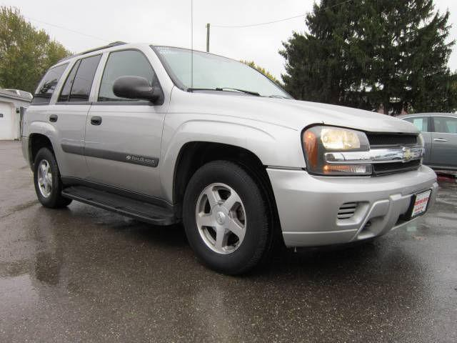 2004 chevrolet trailblazer ls for sale in byesville ohio classified. Black Bedroom Furniture Sets. Home Design Ideas