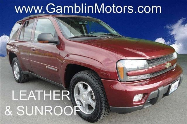 2004 chevrolet trailblazer lt for sale in enumclaw washington classified. Black Bedroom Furniture Sets. Home Design Ideas