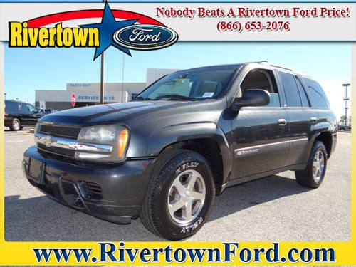 2004 chevrolet trailblazer suv 4dr 4wd ls for sale in columbus georgia classified. Black Bedroom Furniture Sets. Home Design Ideas