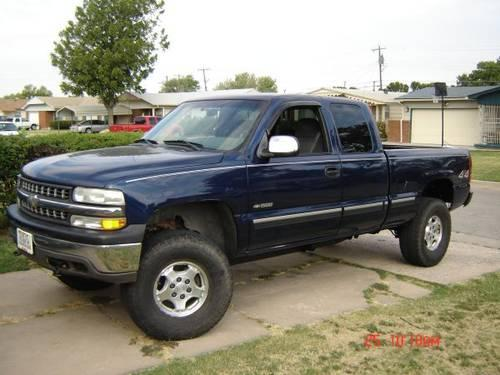 2004 chevy 2500 hd 4x4 duramax for sale in guthrie oklahoma classified. Black Bedroom Furniture Sets. Home Design Ideas