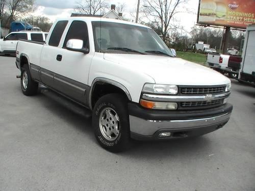 2004 chevy silverado z71 for sale in nashville tennessee classified. Black Bedroom Furniture Sets. Home Design Ideas
