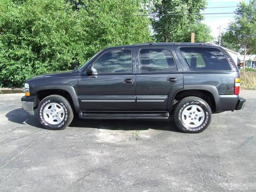2004 chevy tahoe lt for sale in granite city illinois. Black Bedroom Furniture Sets. Home Design Ideas