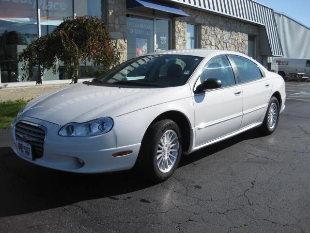 2004 chrysler concorde lxi for sale in sidney ohio classified. Cars Review. Best American Auto & Cars Review