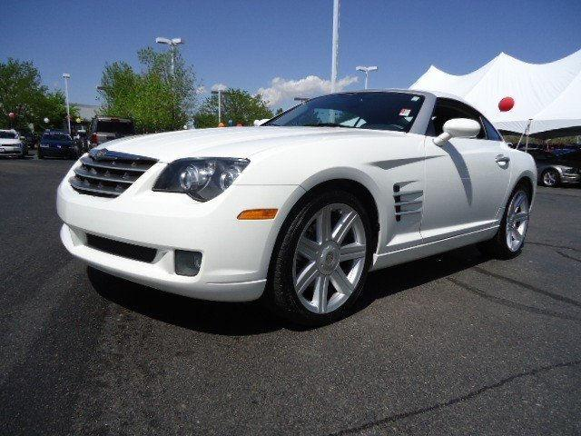 2004 chrysler crossfire for sale in greeley colorado classified. Black Bedroom Furniture Sets. Home Design Ideas